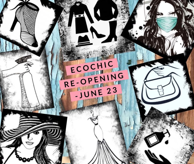 EcoChic Store Re-Opening