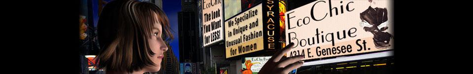 EcoChic Boutique - Syracuse/Dewitt, NY